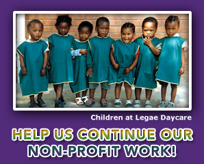 Help us continue our non-profit work!